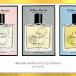 Rose Silence, Tea Tonique, L'Eau Magnetique van Miller Harris