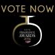 Breng je stem uit: de 5e Fragrance Awards Arabia, 2014